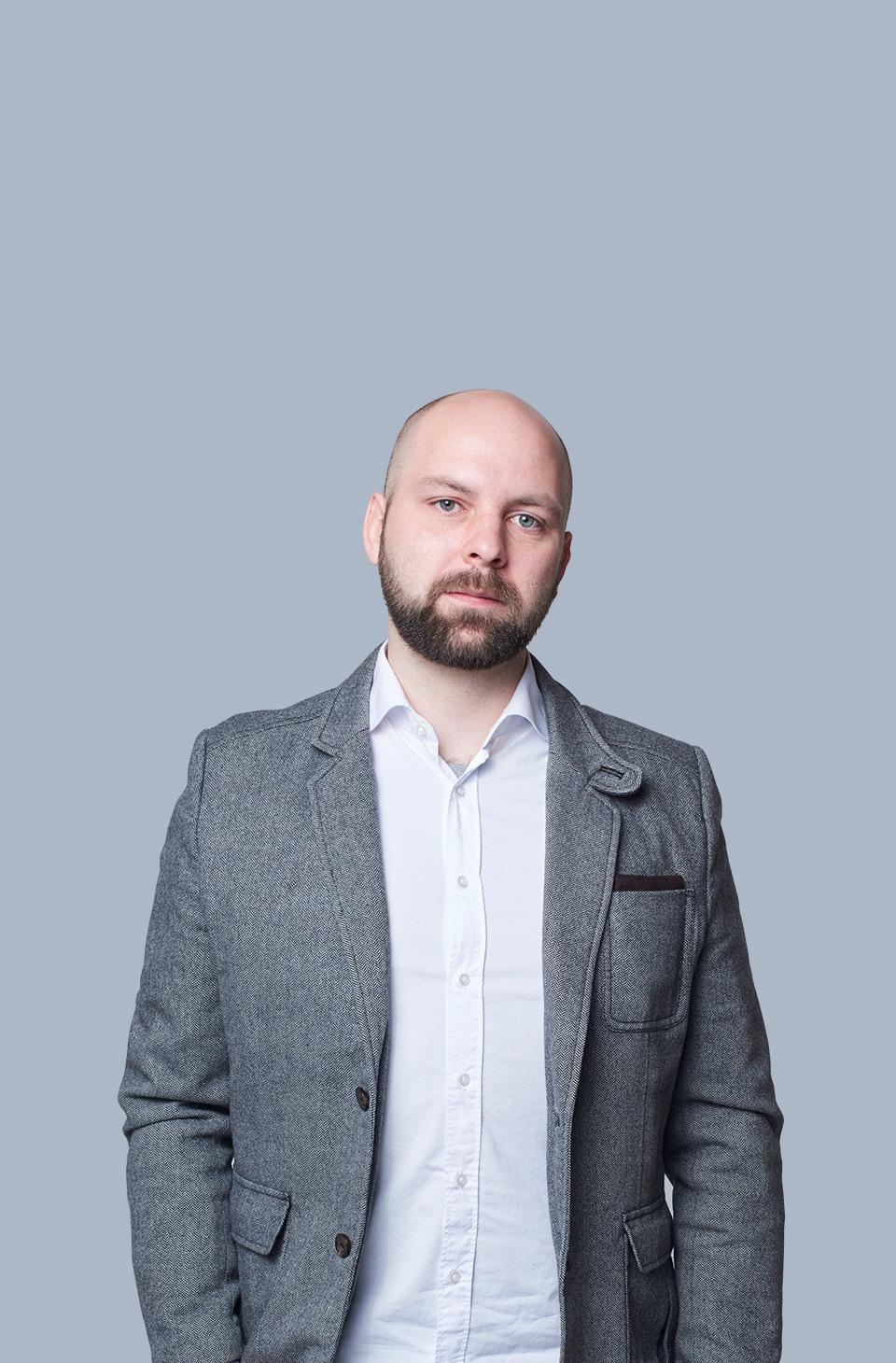 Andreas Struck - Marketing Director