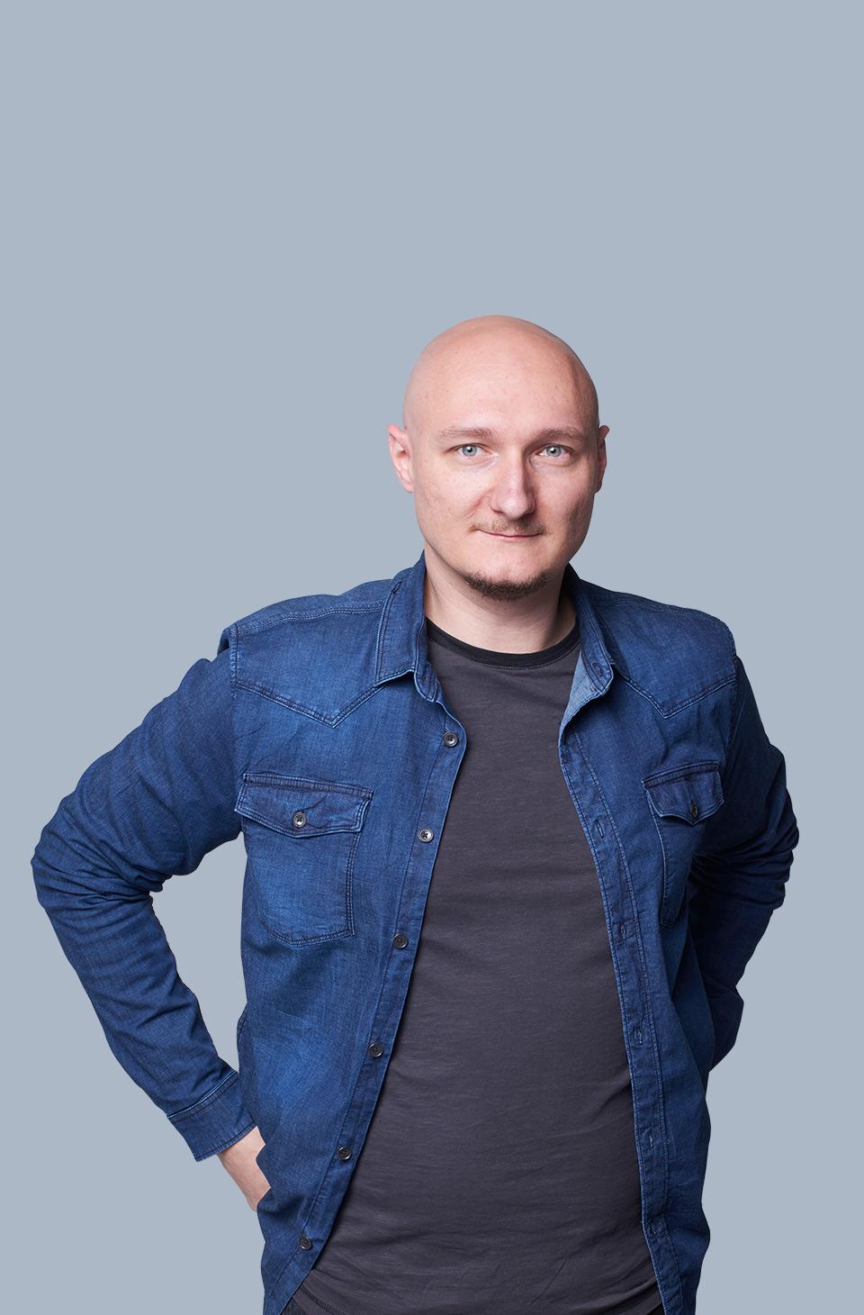 David Beege - Development Director
