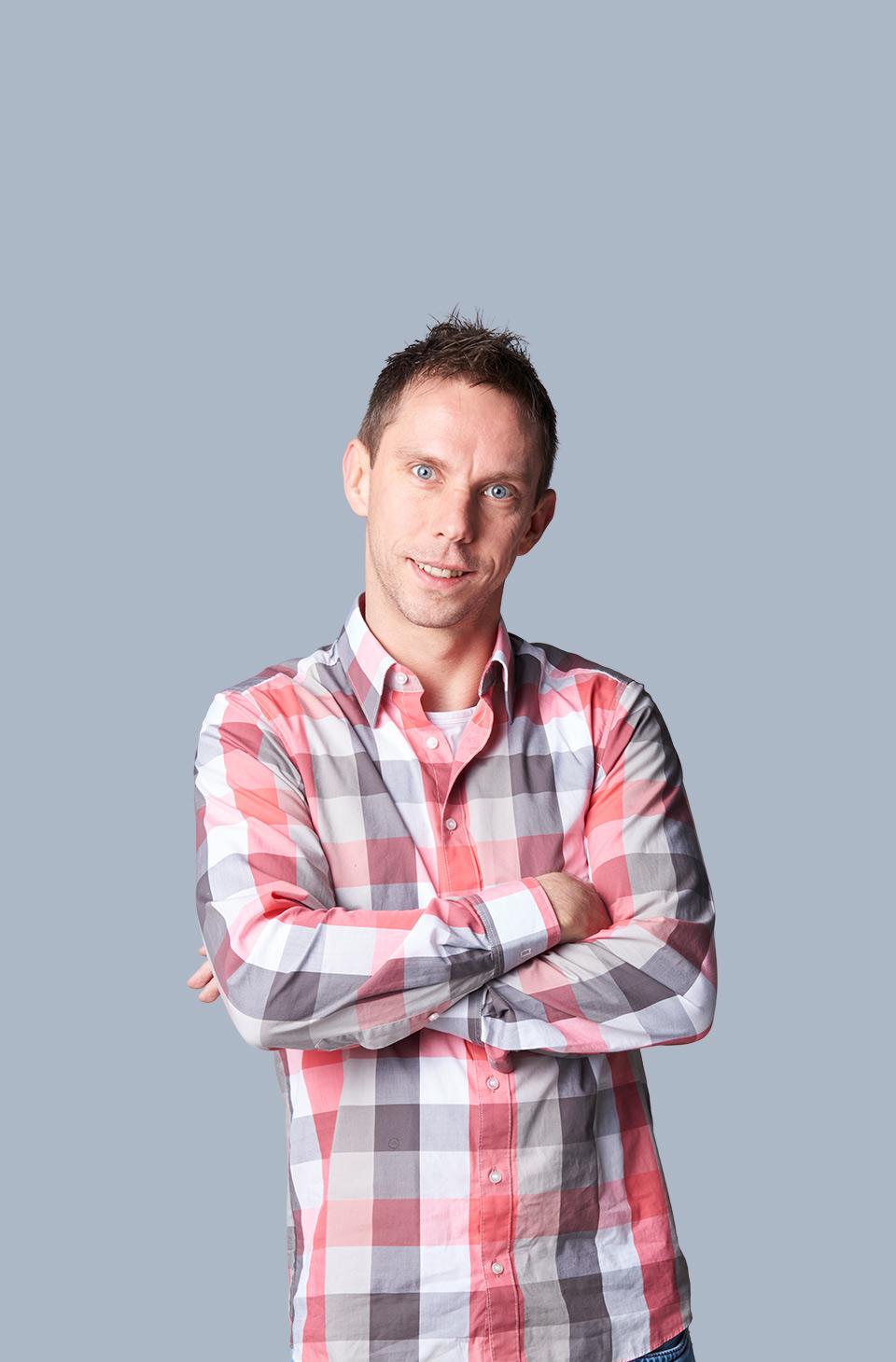Enrico Lauschke - Online Marketing Manager