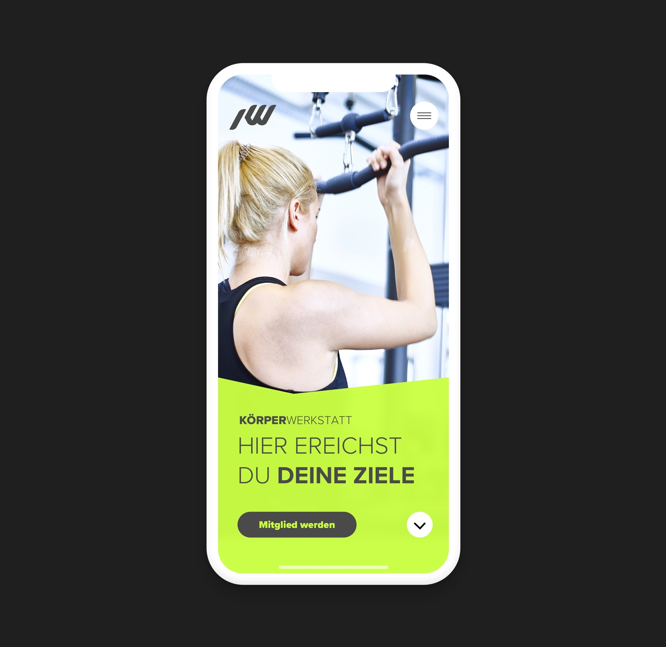 Kwfitness Iphone1